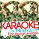 Karaoke (In the Style of Fine Young Cannibals)