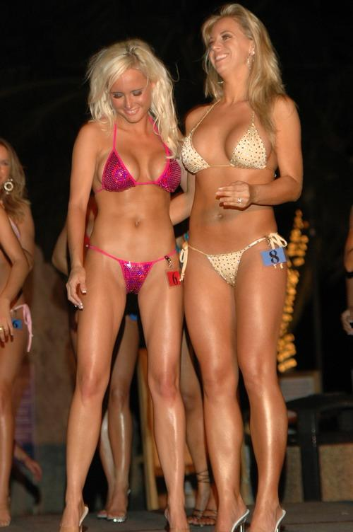 The texas bikini team