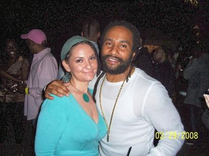 damian marley mother - 410×307