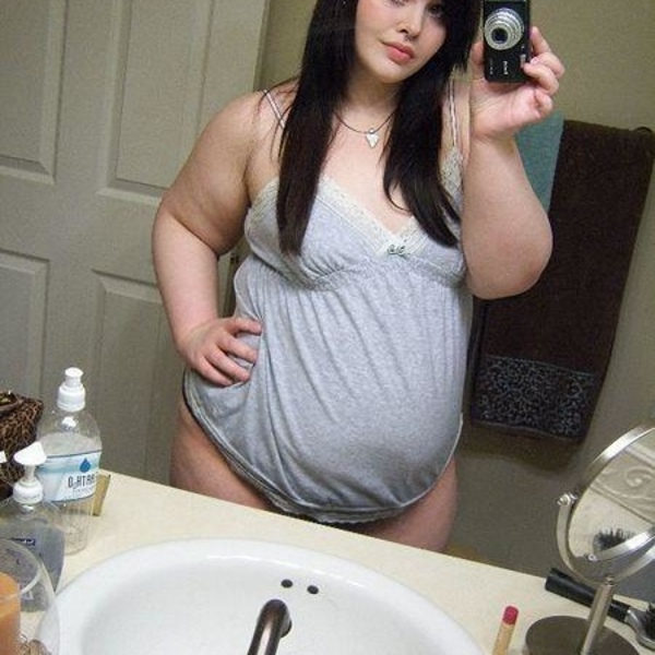 Bbw selfie