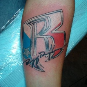 Classic - ACRR Ruff Ryder 4th Annv By Scooby Tattoo artist