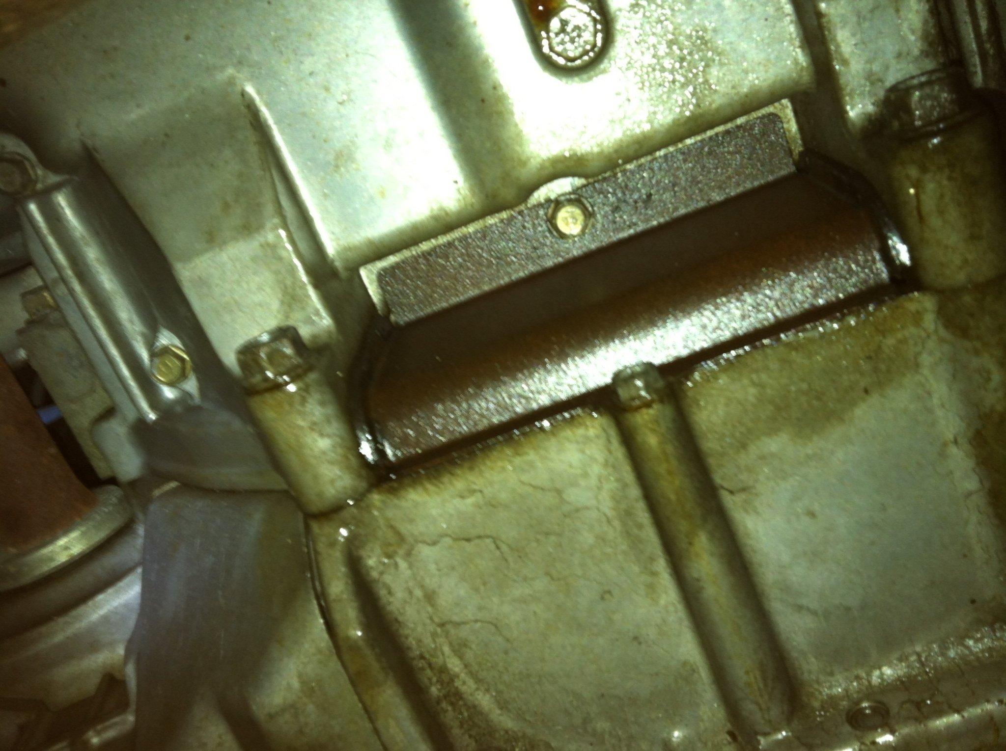 Where is the leak?? 05 accord v6 - Bob Is The Oil Guy