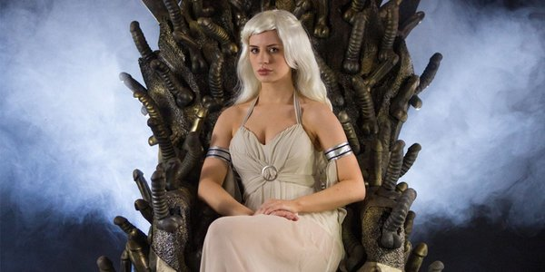 Uh, Someone Made an Iron Throne Out of Dildos