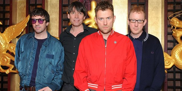 Blur's 'The Magic Whip' Ice Cream Truck Hits Los Angeles For Record Store Day