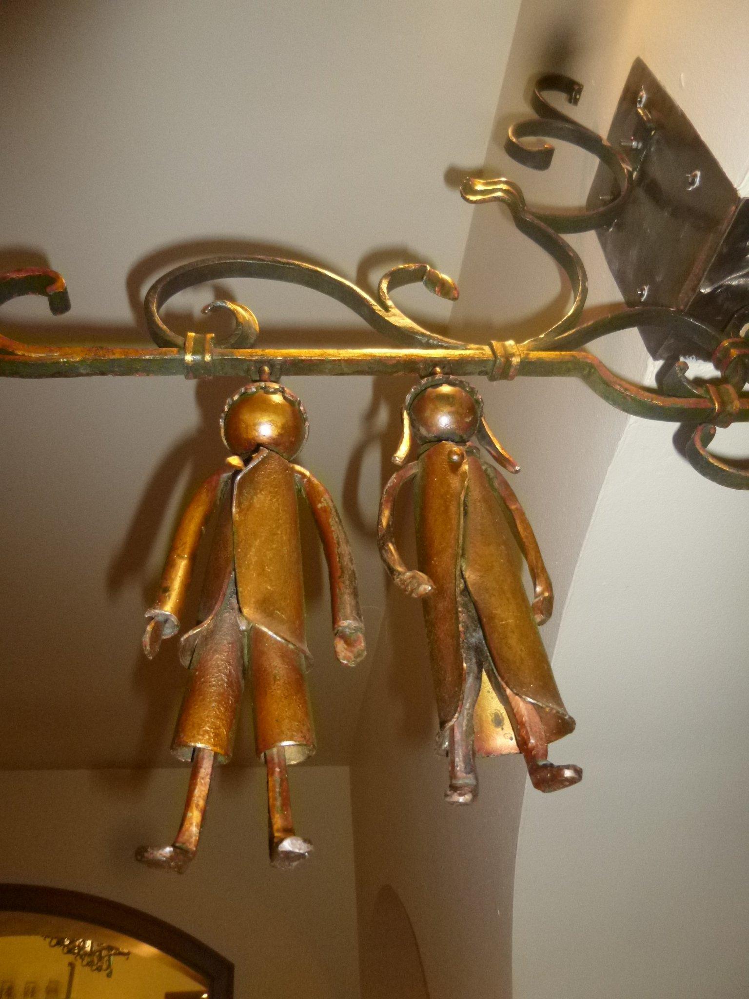 Toiletten - Figuren