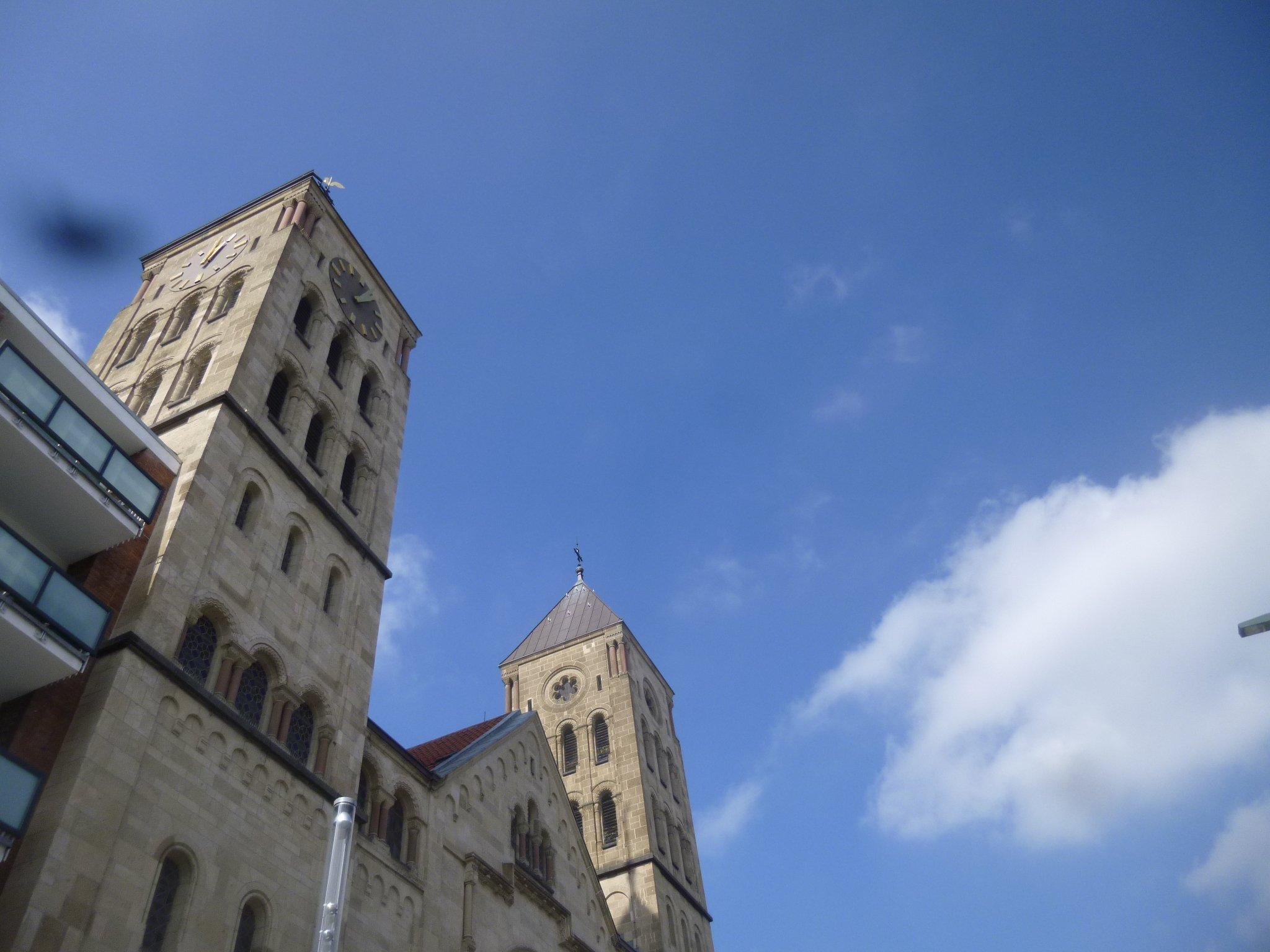 Elisabethkirche - Freitagmittag