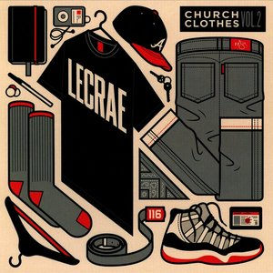 Church Clothes, Vol  2 by LeCrae | Album | Listen for Free