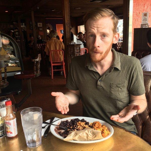 "Kevin Devine Talks Friendships & ""Instigator"" Over Vegetarian Breakfast"