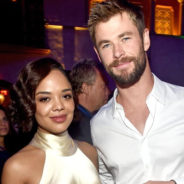 Tessa Thompson to reunite with Chris Hemsworth in Men in Black spin-off