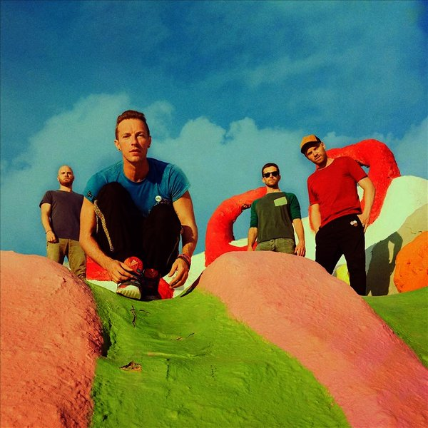Coldplay | Listen and Stream Free Music, Albums, New Releases