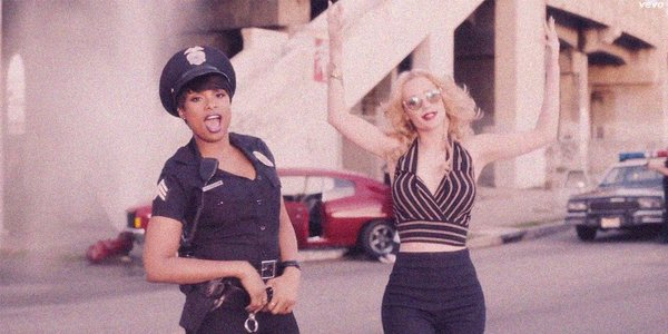 Iggy Azalea is a Casual Bank Robber in New Video For