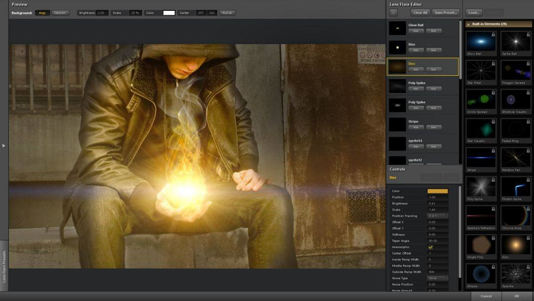 Red Giant Knoll Light Factory 3.2.1 for Photoshop CS6,5,4,3 21