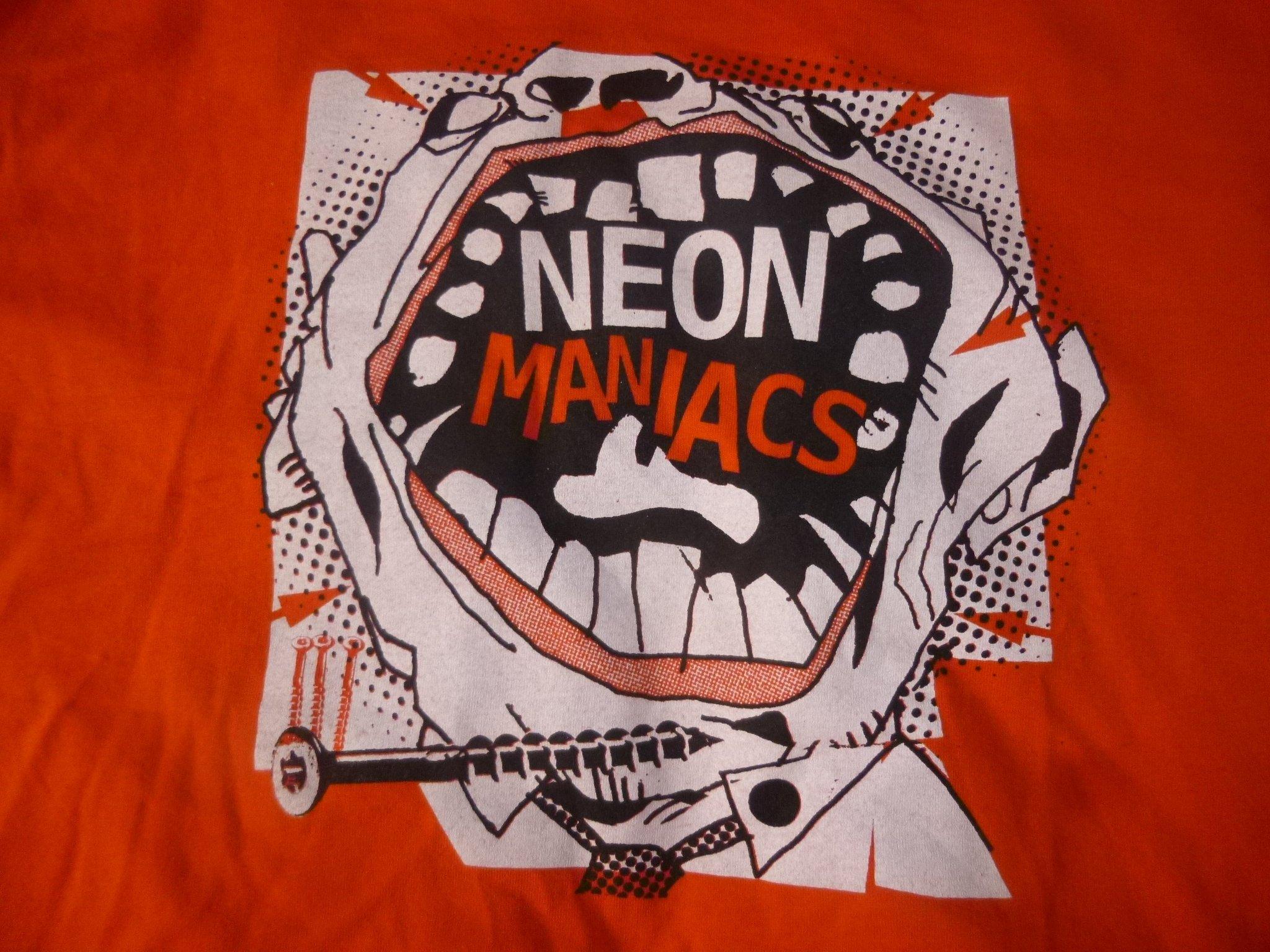Neon Maniacs - T-Shirt