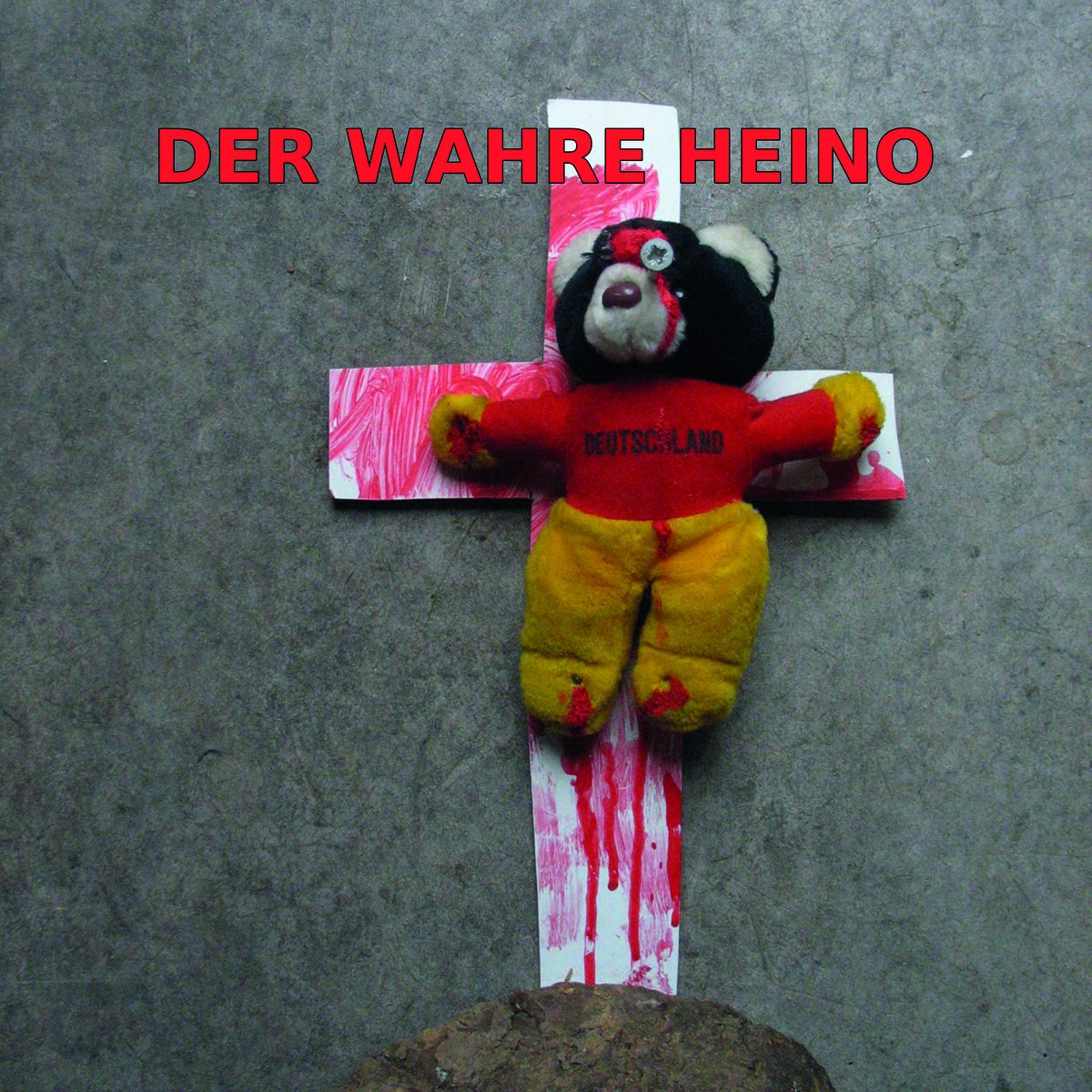 Der wahre Heino - Single-Cover