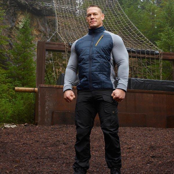 John Cena Reveals His Input in 'Trainwreck' Sex Scene