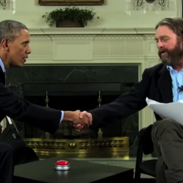 Netflix is making a 'Between Two Ferns' movie