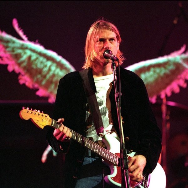 Kurt Cobain S Guitar Goes On Sale In Ebay Charity Auction