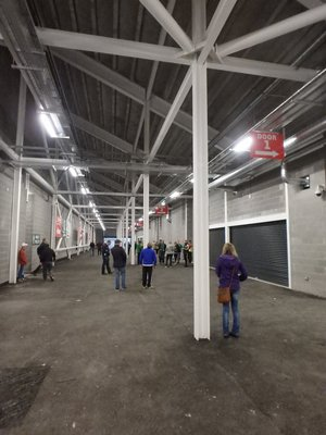 October 2016 - The Kop concourse