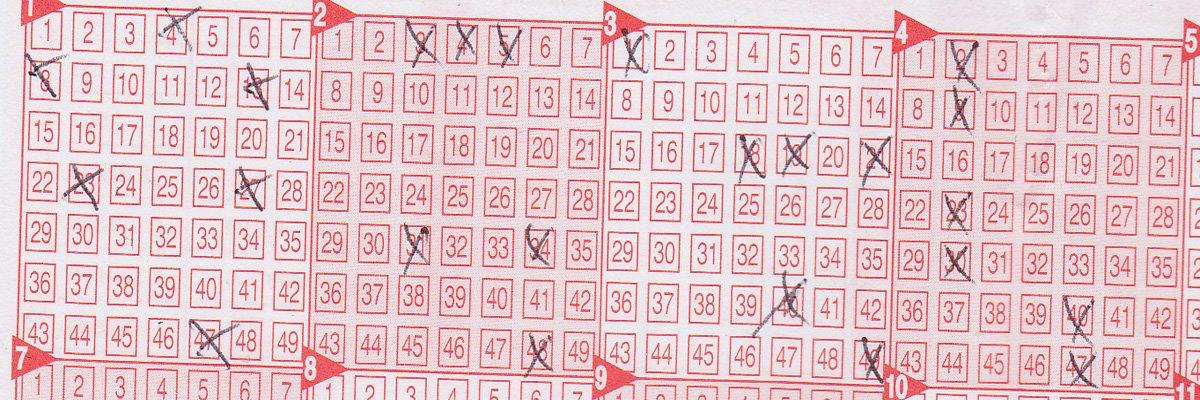 Lotto - 31.1.2015