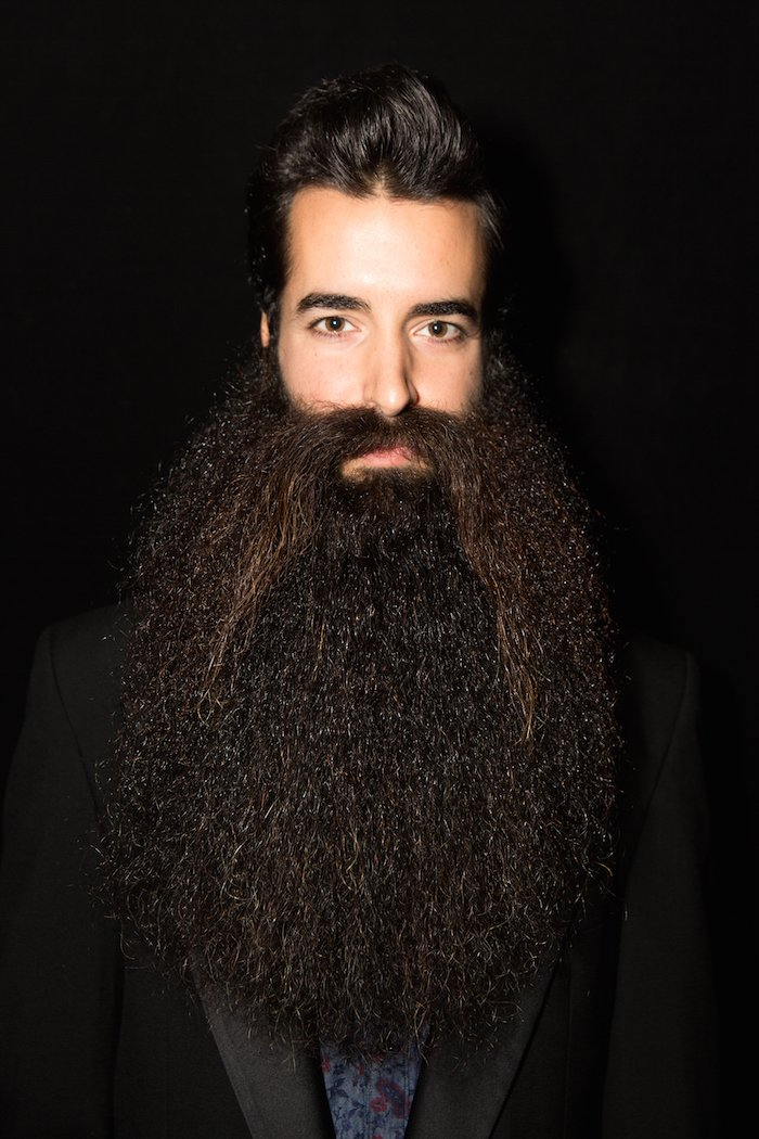the winners of just for men national beard moustache championships