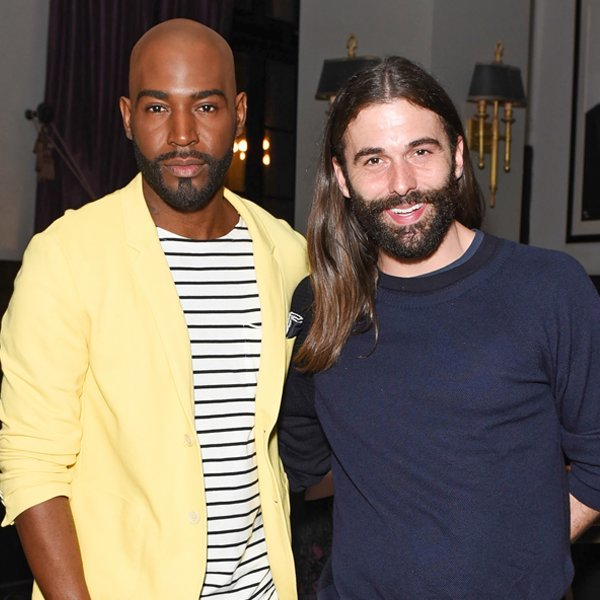Karamo Brown Is 'Proud' of Jonathan Van Ness for Opening Up About Being HIV-Positive
