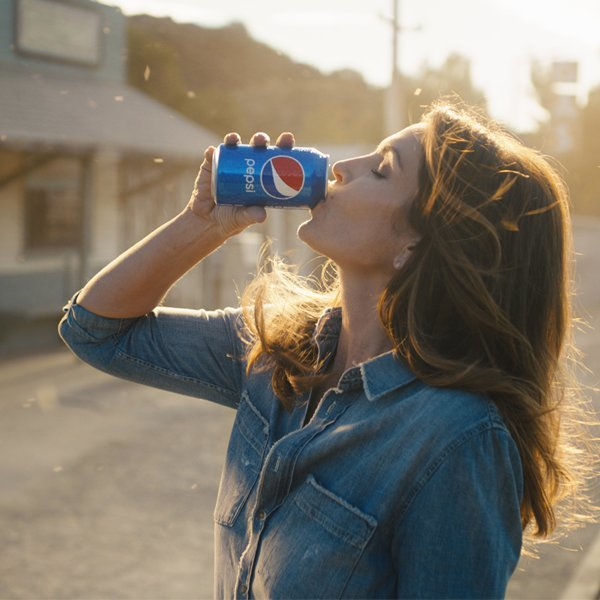Cindy Crawford Reunites with Pepsi for New Super Bowl Commercial