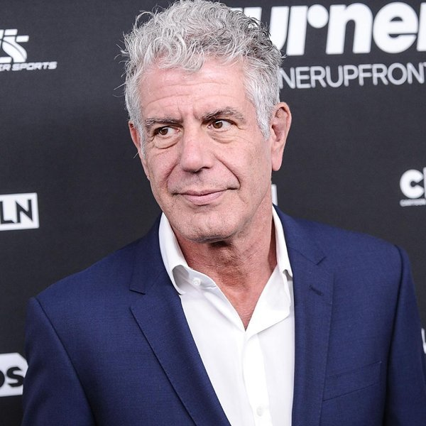 Anthony Bourdain's crime novel is being made into a TV series